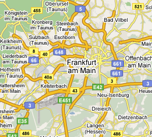 Frankfurt Hahn Cheap Car Hire